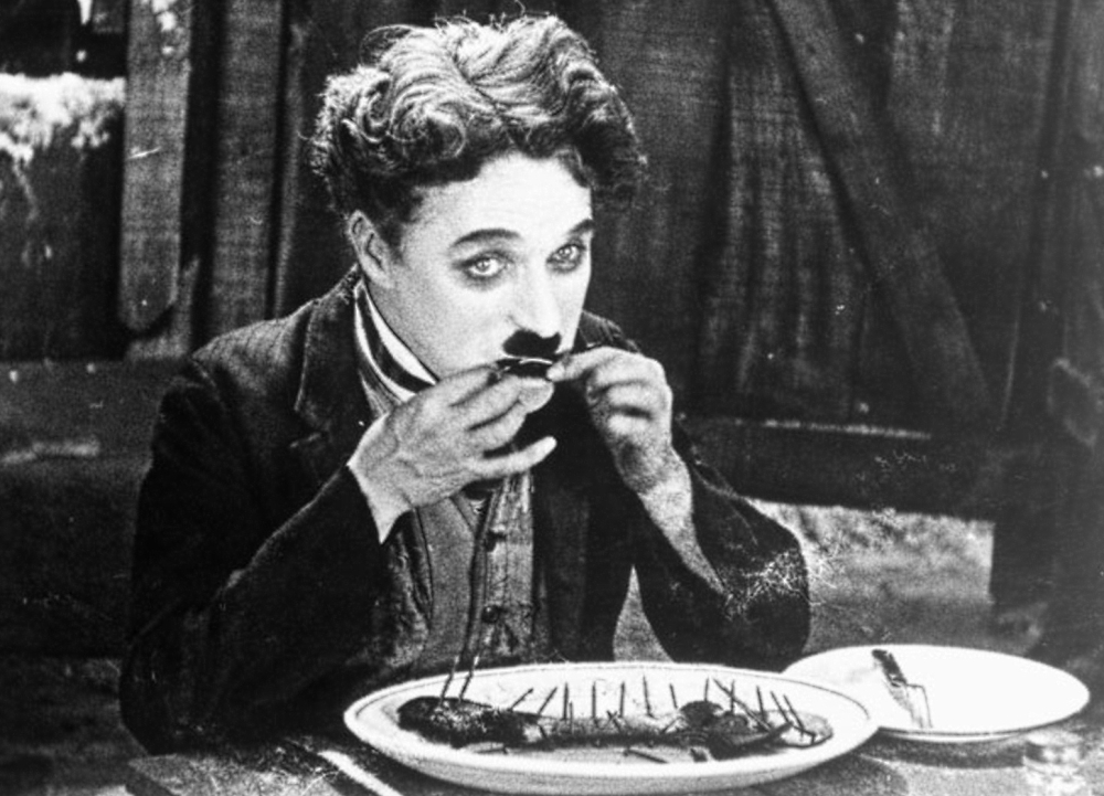 Chaplin_the_gold_rush_boot