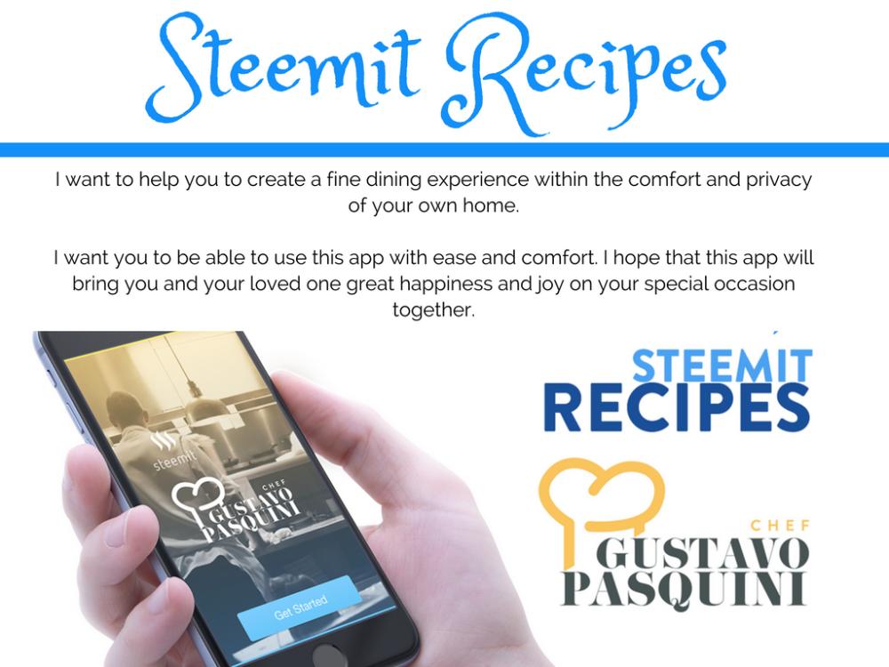 Steemit Recipes (1)
