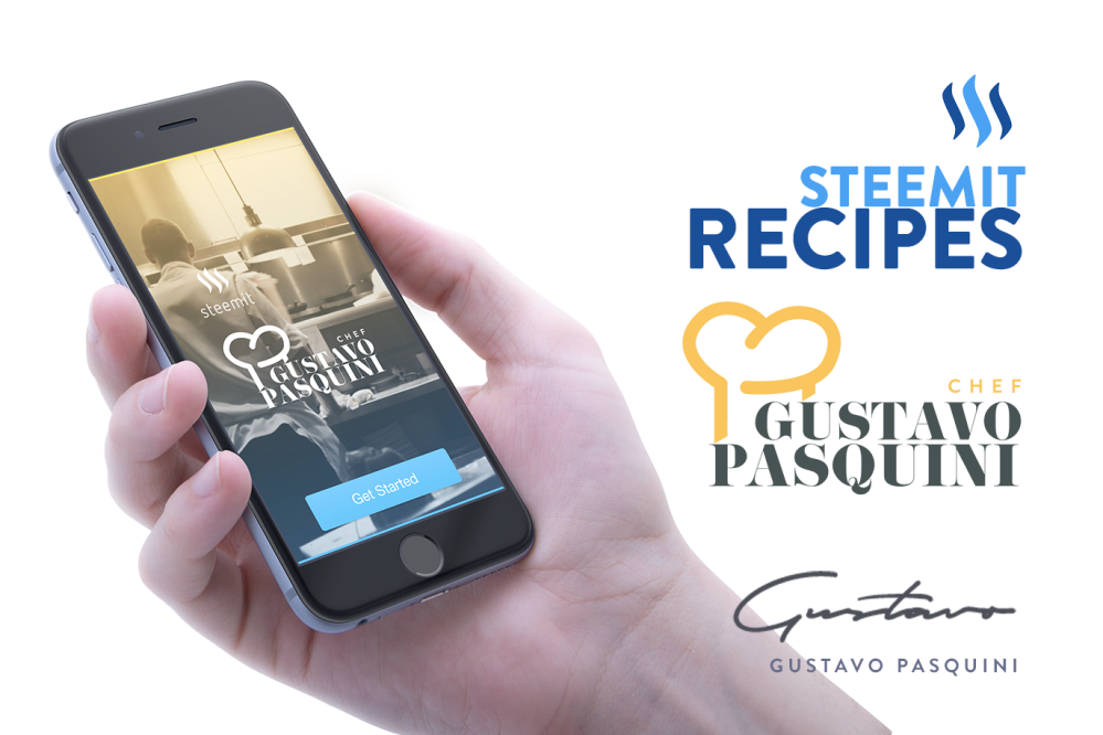 Steemit Recipes Banner