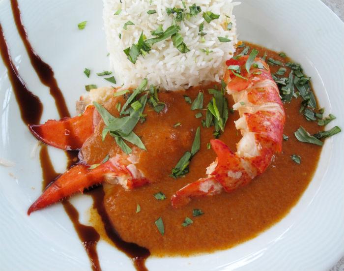 lobster-lr